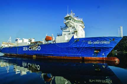 Cargo ship Seacargo Express